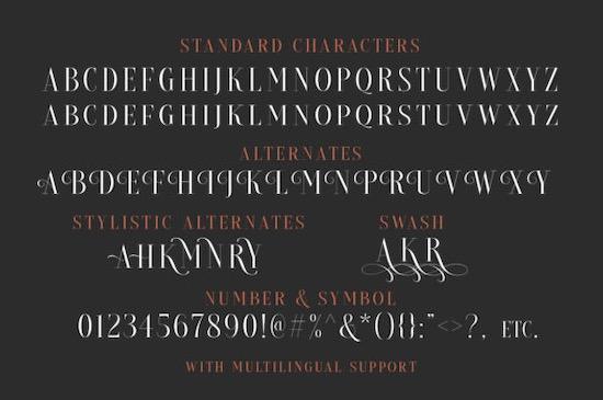 Brioche font free