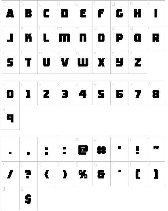 Deadpool font free
