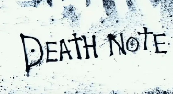 Death Note font free
