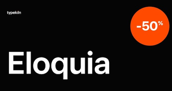 Eloquia font free download