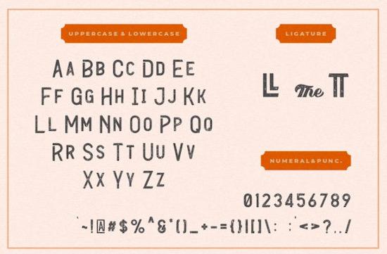 Enternal font free