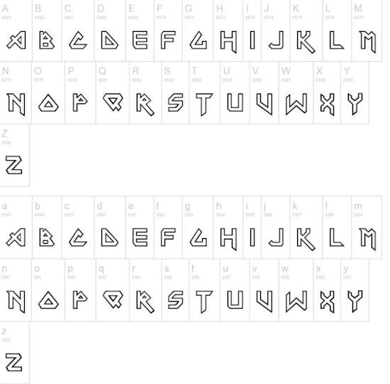 Iron Maiden font free