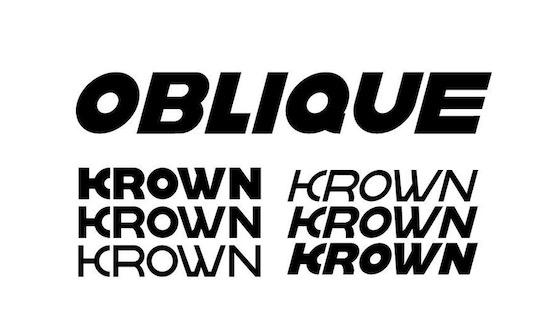 Krown font free