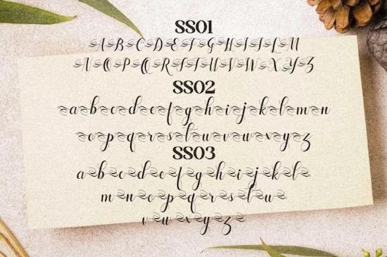 Laylarita font download