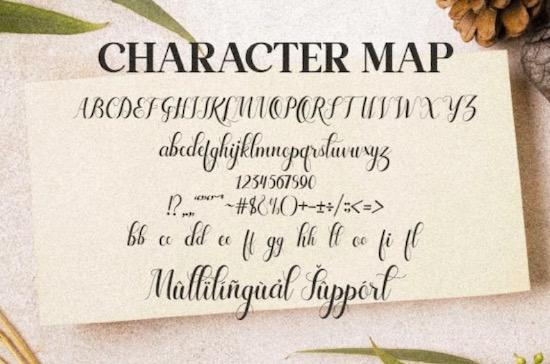 Laylarita font free