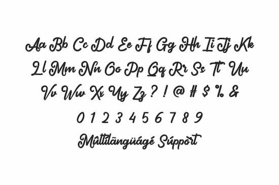 Magicstra font free