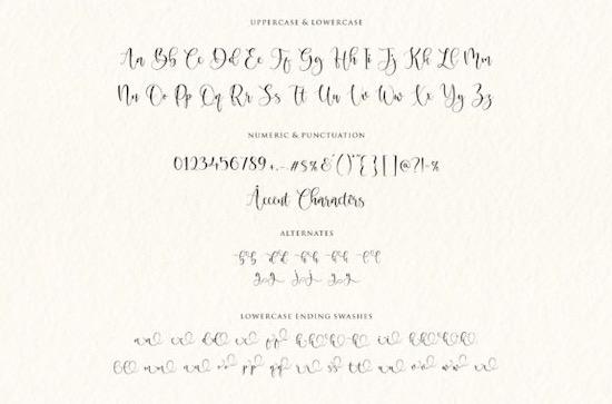 Magnolin font download
