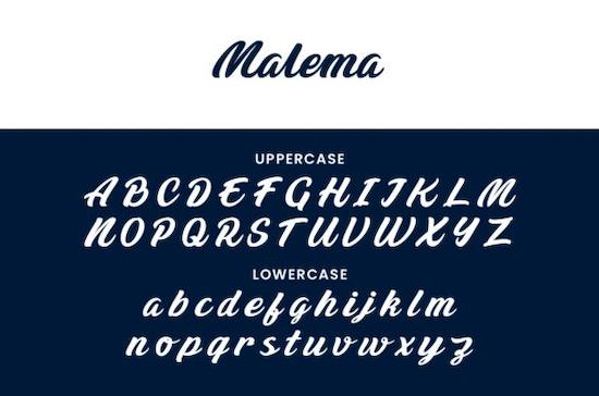 Malema font free