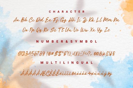 Memoriale font download