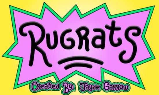 Rugrats font