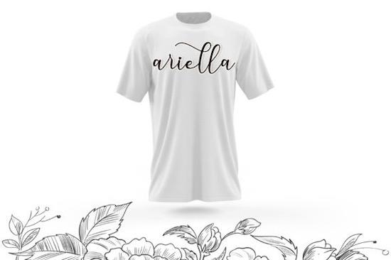 Sarilla font free