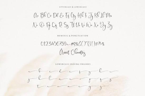 Sisterli font free download