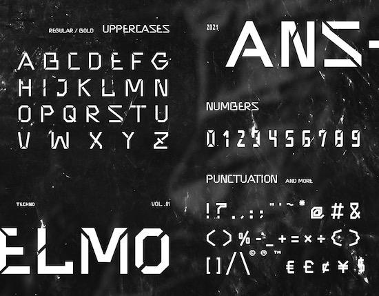 Anselmo font download