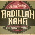Ardilah Kafi font free download