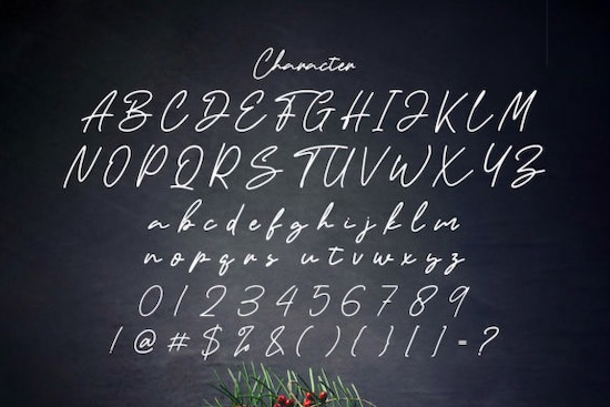 Artemay Bright font free