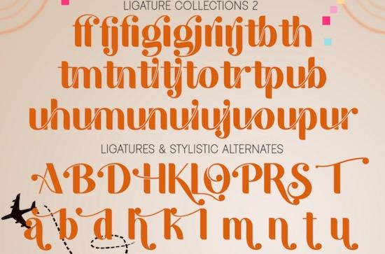 Autolinker font free