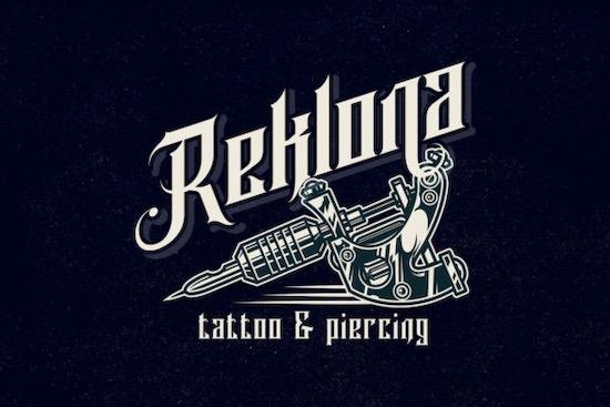 Avalen Rekas font download