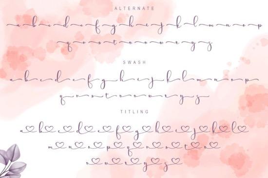 Baby Girl font