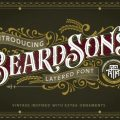 Beardsons font free download