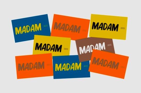 Bruzh font download