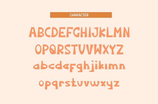 Cartons font download