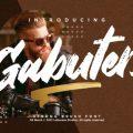 Gabuters font free download