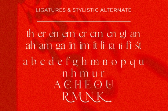 Gallient font free