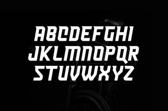 Heist font