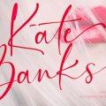 Kate Banks font free download