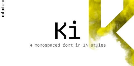 Ki font free download