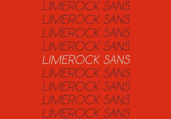 Limerock font download