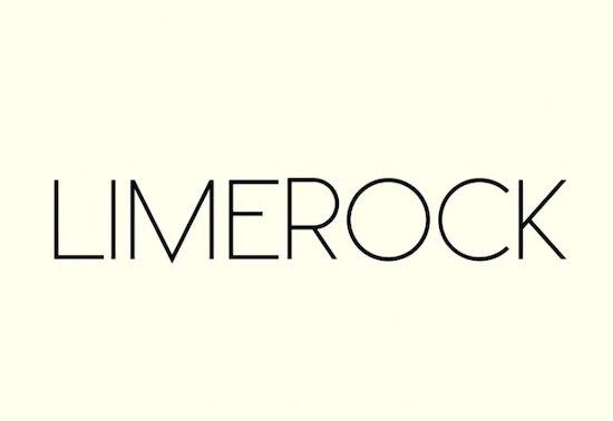 Limerock font free download