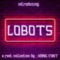 Lobots font download