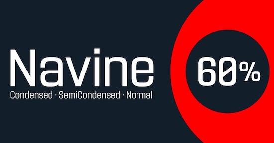 Navine font free download