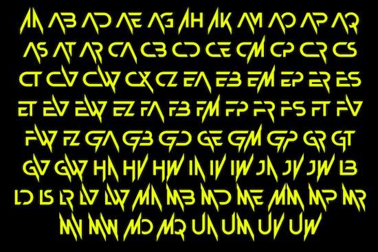 Newton Howard font free