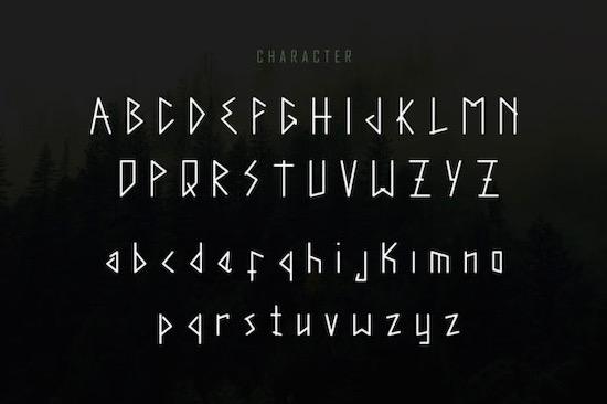 Qrubeg font download