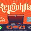 Retrophilia font free download