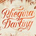 Rhegina Darling font free download