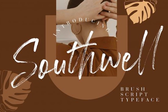 Southwell font free download