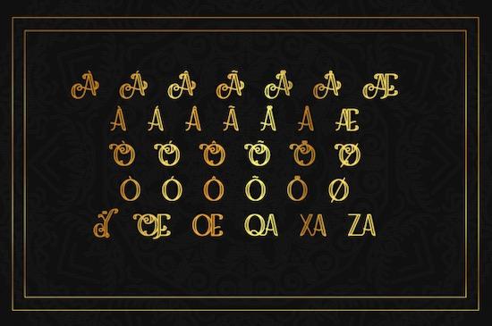 The Kingston font free