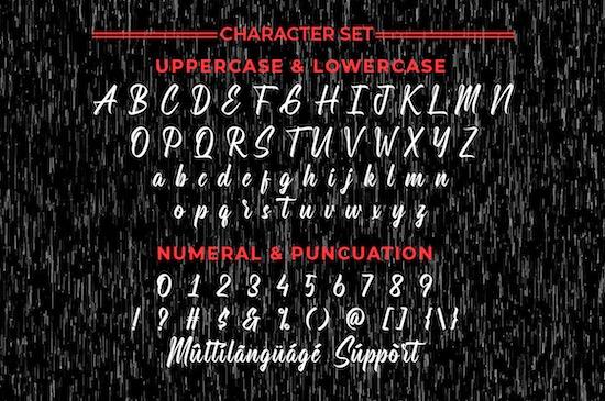 Tillamook font download