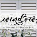 Window font free download