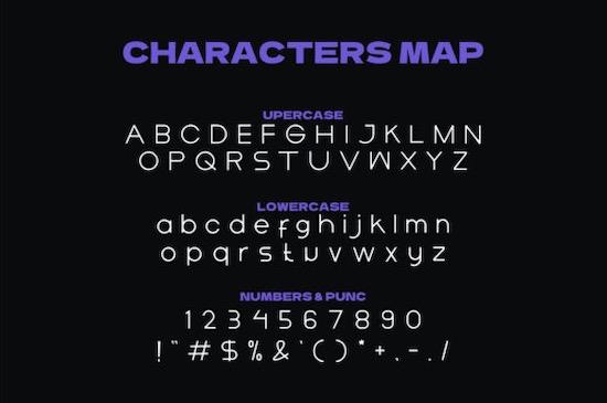 Amosel font free