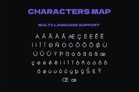 Amosel font
