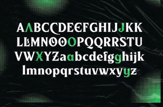 Athlone font free