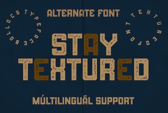 BALLOCS font download