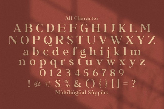 Bagator font free