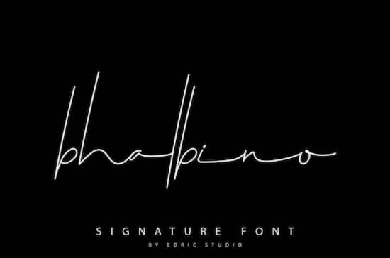 Bhalbino font free download