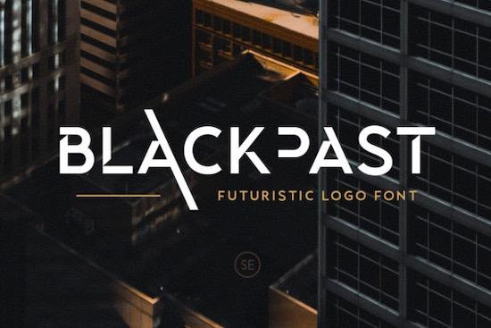 Blackpast font free download