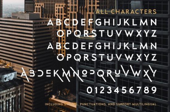 Blackpast font free